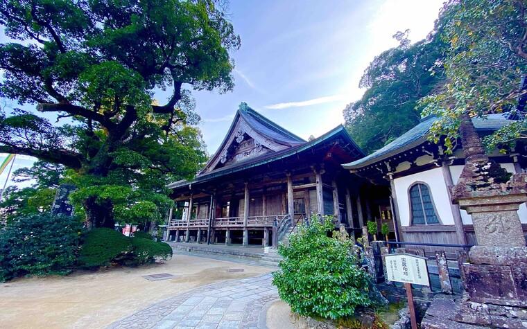 The Kumano Nachi Taisha Grand Shrine complex in Wakayama, Japan
