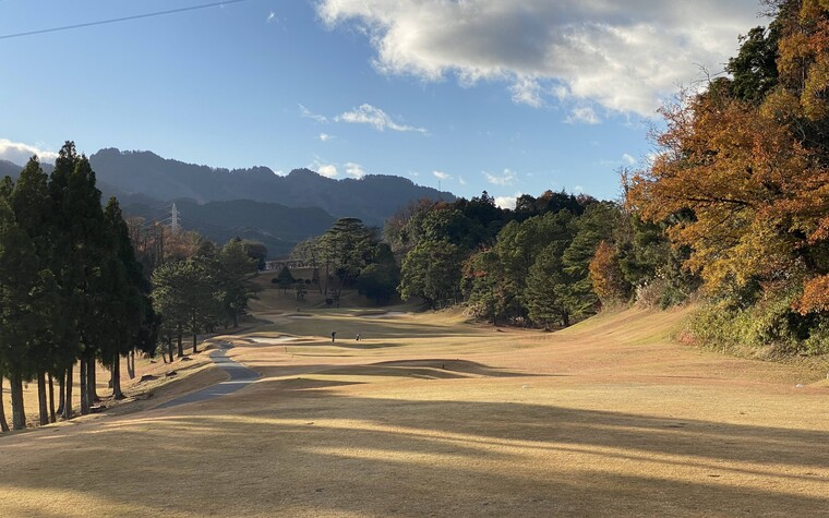 Suzuka Country Club in Mie prefecture, Japan