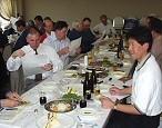 Japanese Customs - Golf Lunch